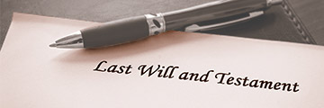 Will & Estate Law
